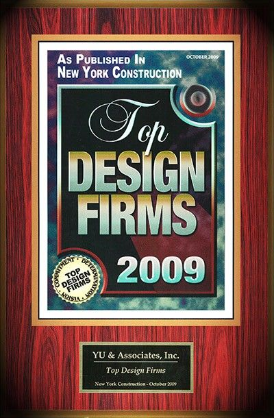 2009 Top Design Firms