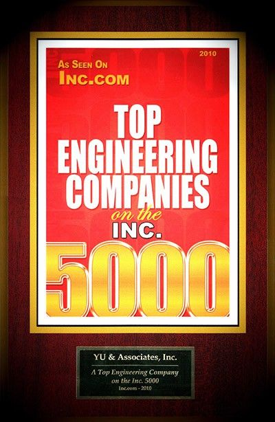2010 Top Engineering Companies